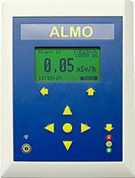 Almo - Stationary Dose Rate Measurement System