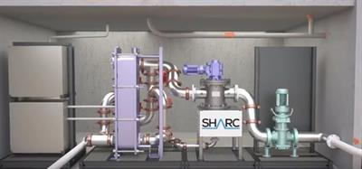 SHARC - Water Heating and Space Conditioning Energy Systems