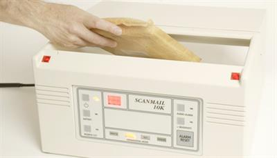Scanmail - Model 10K - Electronic Mailscreener
