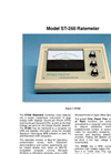 Spectrum - Model ST260 - Introductory Nuclear Lab System Manual