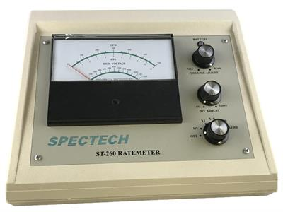 Spectrum - Model ST260 - Introductory Nuclear Lab System
