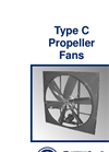 American Coolair - Model CBH - Belt Drive Wall Fans Brochure