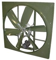 American Coolair - Model CBH - Belt Drive Wall Fans