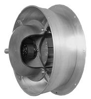 American Coolair - Model CWDA - Direct Drive Centrifugal Wall Fans