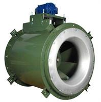 American Coolair - Model MXF - Belt Drive Mixed Flow Duct Fan