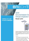 Brechtel - Model 1205 - Ground Based Counterflow Virtual Impactor Inlet System (GCVI) Brochure