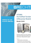 Brechtel - Model 3100 - Humidified Tandem Differential Mobility Analyzer (HTDMA) Brochure