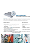 Posidonia - Model II - Ultra-Short Baseline Acoustic Positioning System (USBL) Brochure