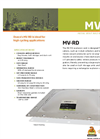 Model MV-RD - Metal Vent Rectangular Domed - Brochure
