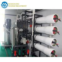 WANGYANG - Model WY-BW-200 - 200 tons/day Brackish Water Desalination Equipment