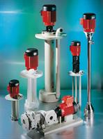 Flux - Vertical Chemical Centrifugal Pump