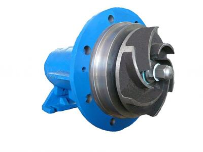 Prozess Pumpen - Opened Impeller Pump