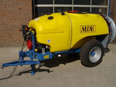 MDE - Model 1000-1500-200 Lt - Trailed Mistblowers