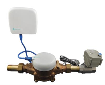 Water Hero - Model P-100 - Leak Monitoring and Protection System