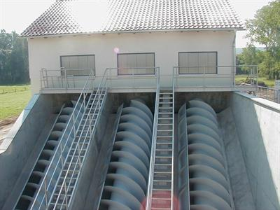Rehart Jash - Archimedean Screw Pumps