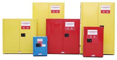 Front safety - Model FSC30 - Chemical storage cabinets