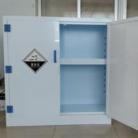 Front safety - PP acid & corrosive storage cabinets