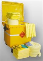 Front safety - Spill kits ( Emergency Spill Control)