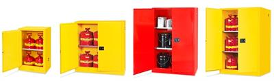 Front safety - Model FSC45 - flammabe storage cabinets