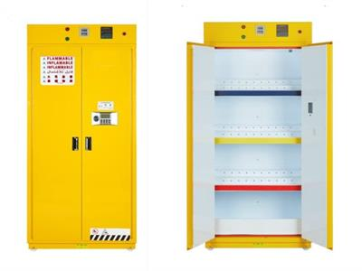 Front safety - Model FSC45E - Intelligent safety cabinets