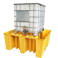 Front safety - Model FSPE01IBC - PE IBC SPILL PALLET