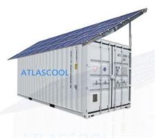 Atlascool - Solar Powered Refrigerated Containers Cold Storage Room