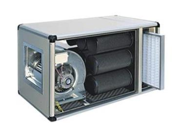 Blue-Klima - Model BK-AKHF - Activated Carbon Filter Unit with Fan