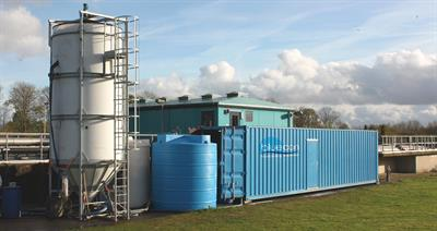 Bluecon - Compact Wastewater Purification Units