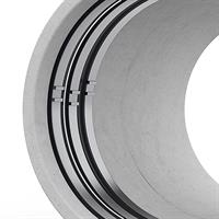 Amex Mono Seal - Ideal for rehabilitating pipe joints and