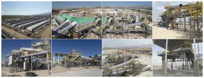 Bianna Recycling is about to complete one of its top projects in Iraq
