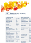 Caterva Suns - Energy Storage Units Brochure