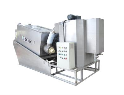 MYEP - Model Volute Sludge Dewatering Machine - Screw Press Sludge Dewatering Machine