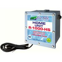 Eco Safe - Model R-1000-HS - Anti-Microbial Ozone Wash-Down System for Home