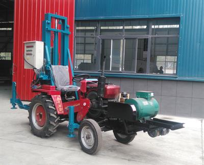 SENTE - Model AKL-120T - Tractor Water Well Drilling Machine