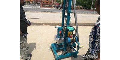 Model AKL-150P - Portable Water Drilling Rig