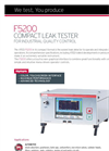 ATEQ - Model F5200 - Leak Tester Brochure