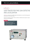 ATEQ - Model H520/H570 - Tracer Gas Leak Tester  Brochure