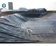 HDPE Containment Liner for Waste Containment Project in Peru