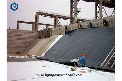 HDPE Pond Liner UK for Fish Farming Project