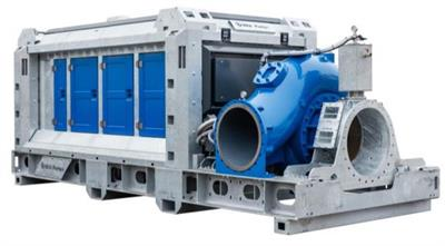 BBA Pumps - Model BA600G D743 - Ultra High Flow Dewatering Pump