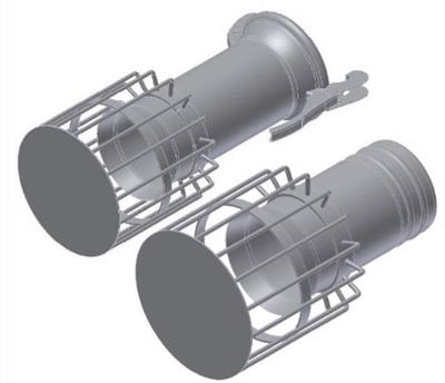 Model Type A - 12 Inch - Sewage Sewage Strainers