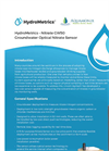 Aquamonix - Model GW50 - Optical Groundwater Nitrate Sensor Brochure