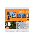 River - Model F Plus - Long Ranger Water Detector Brochure