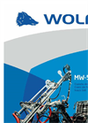 MW-5000C Air Crawler Drill with Cabin - Brochure