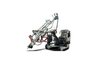 Model MW-5000C - Air Crawler Drill with Cabin