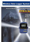 TandD - Model RTR-5 Series - Water Resistant Data Loggers Brochure