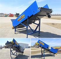 Vulcan - 12′ Portable Incline Feed Conveyor