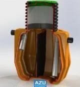 AZU - Model Orange - Grease Trap