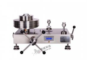Model CW - Hydraulic Dead Weight Tester