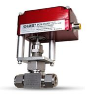 Hanbay - Model M-Series - Precise Flow Control Electric Valve Actuators